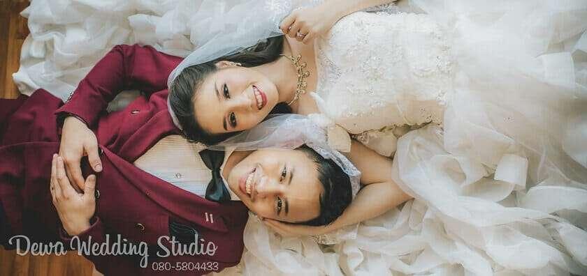 สตูดิโอแต่งงานกรุงเทพ
