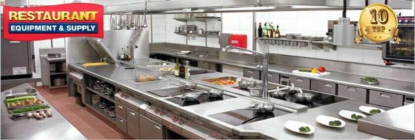อุปกรณ์ร้านอาหาร