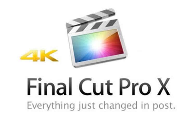 โปรแกรมตัดต่อวีดีโอ mac