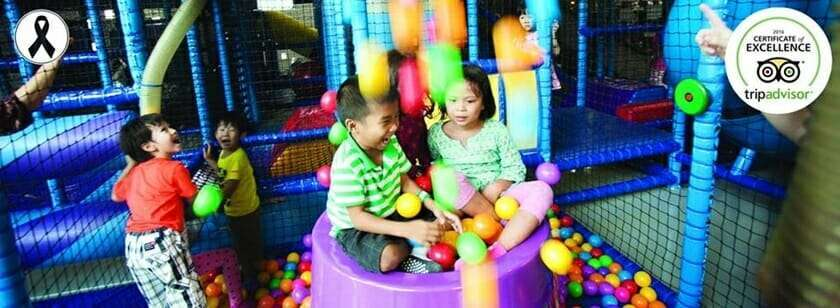 สนามเด็กเล่นในกรุงเทพ