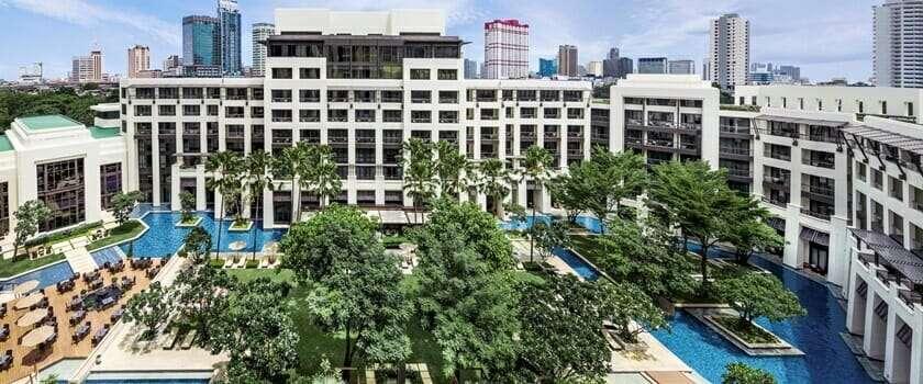 จองโรงแรมกรุงเทพ