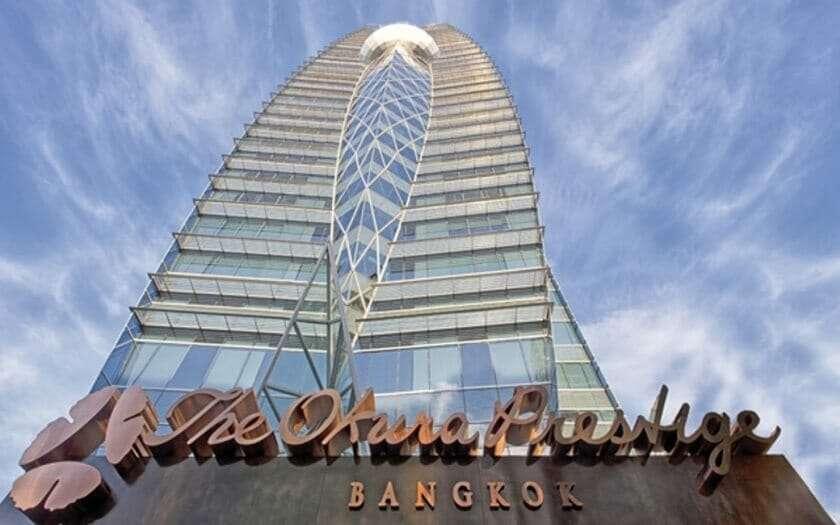 รายชื่อโรงแรมในกรุงเทพ 5 ดาว