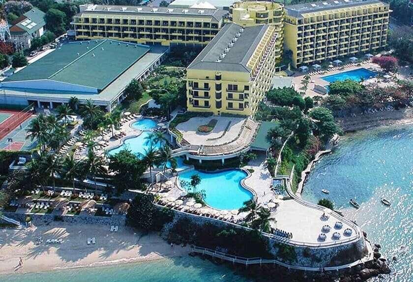 โรงแรมพัทยาติดทะเล