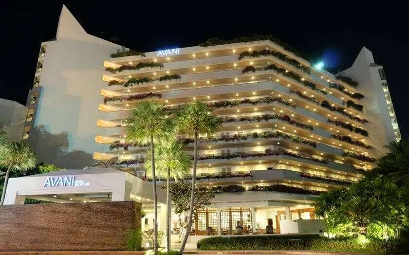 โรงแรมพัทยาราคาถูก