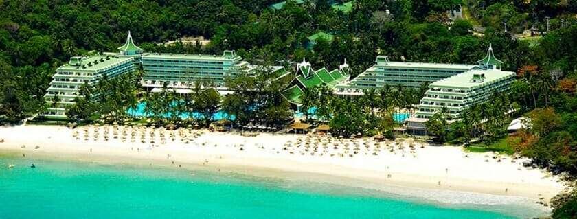 โรงแรมภูเก็ตติดทะเล