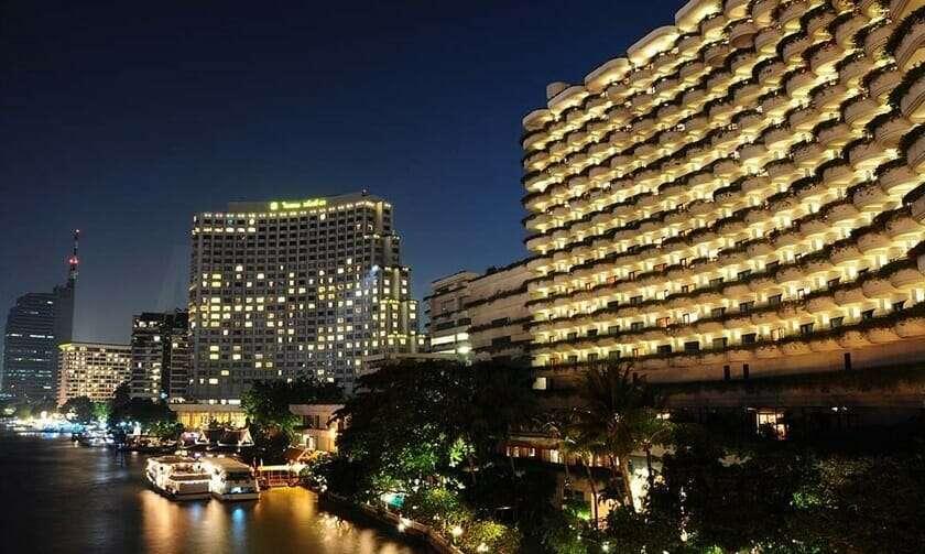 โรงแรมในกรุงเทพ 5 ดาว