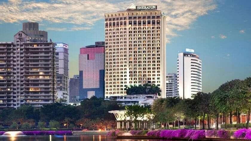 โรงแรม 4 ดาวในกรุงเทพ