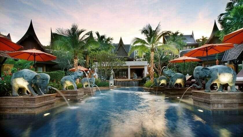 โรงแรม 5 ดาวติดทะเล กระบี่