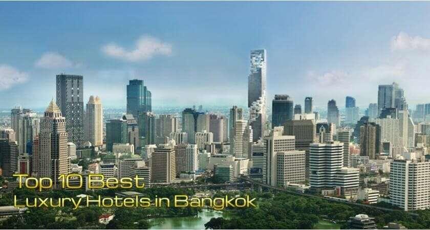 โรงแรม 5 ดาว กรุงเทพ