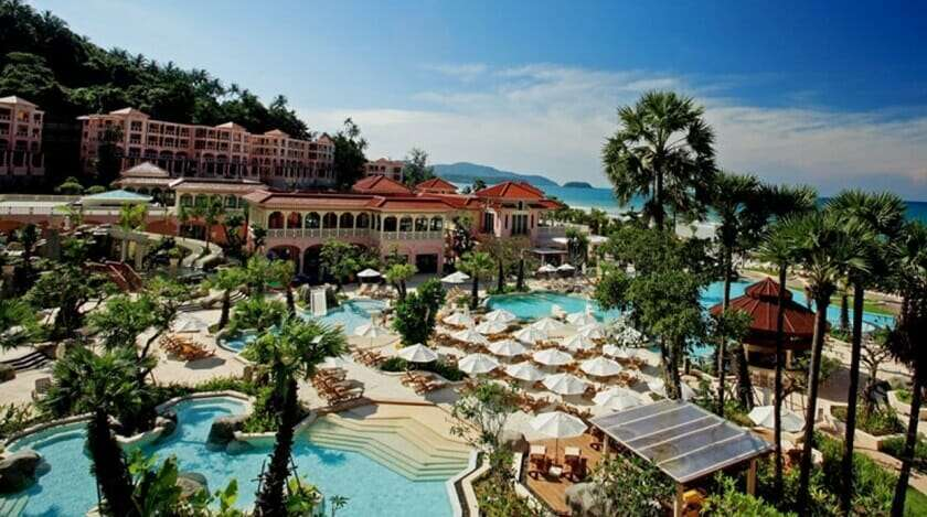 โรงแรม 5 ดาว ภูเก็ต