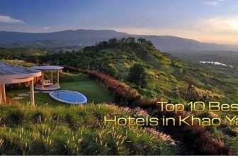 10 โรงแรมสุดหรูในเขาใหญ่