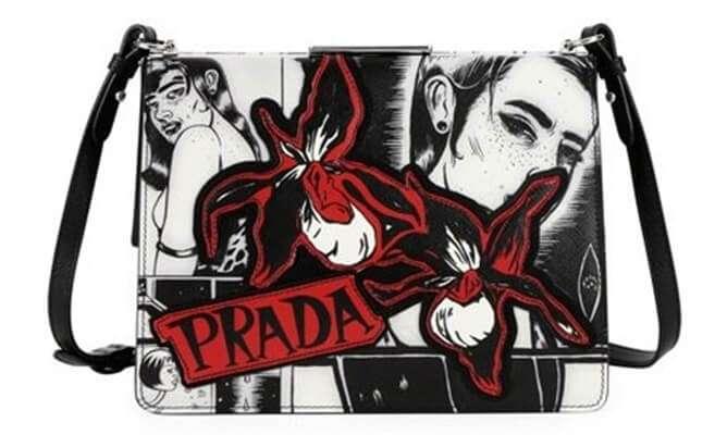 กระเป๋าแบรนด์prada