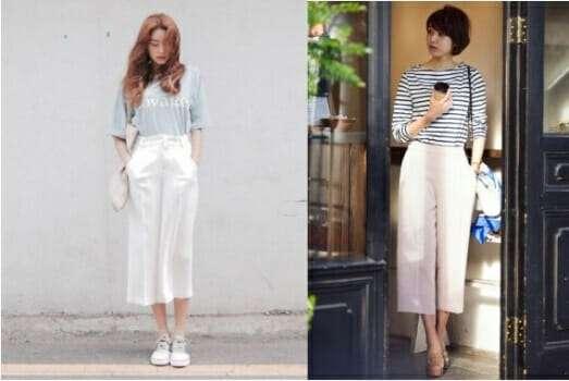 กางเกงผู้หญิงขาสั้น
