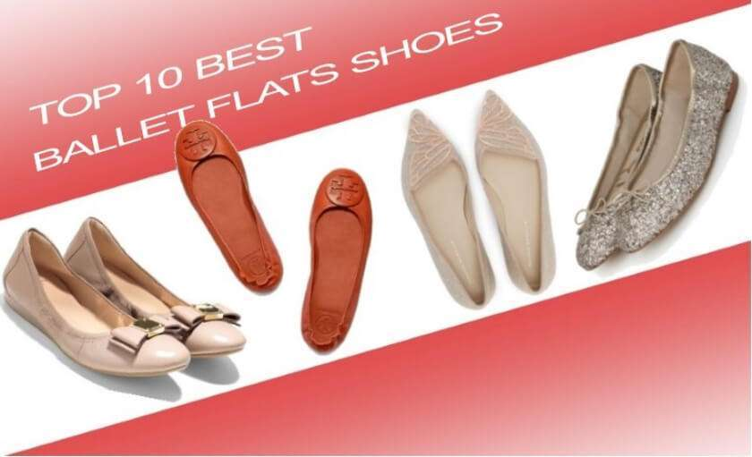 10 รองเท้าทรงบัลเล่ต์สวย ๆ ในปี 2020