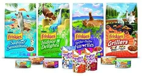 อาหารแมว Friskies
