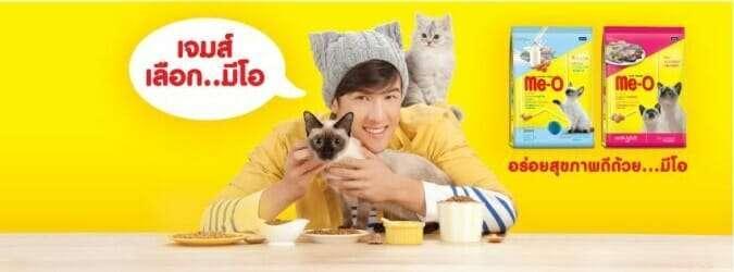 อาหารแมว Me-O