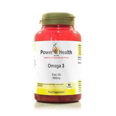 น้ํามันปลา Power Health