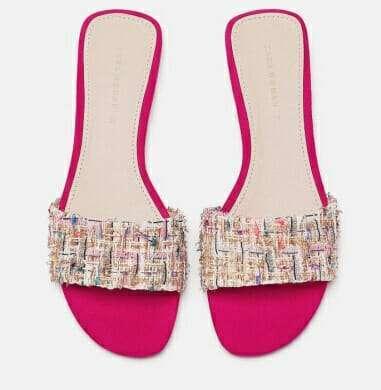 รองเท้าแตะ ZARA