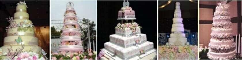 เค้กแต่งงานกี่ชั้น