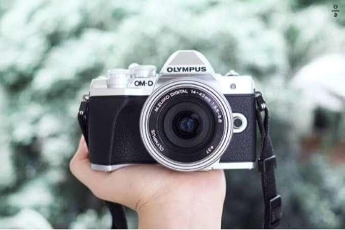 กล้องMirrorlessดิจิตอล