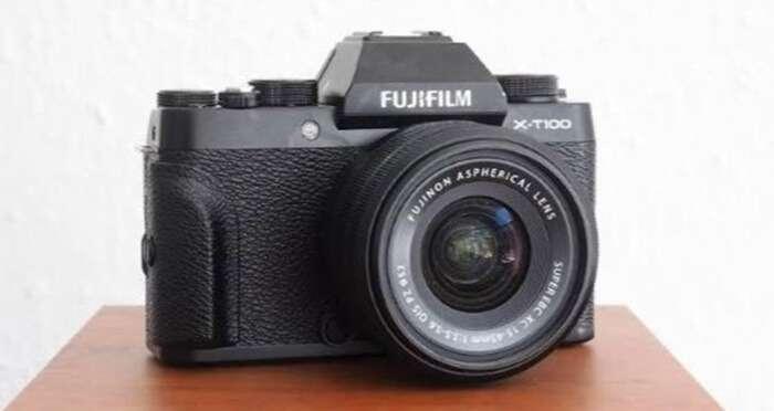 กล้องMirrorlessใช้งานง่าย