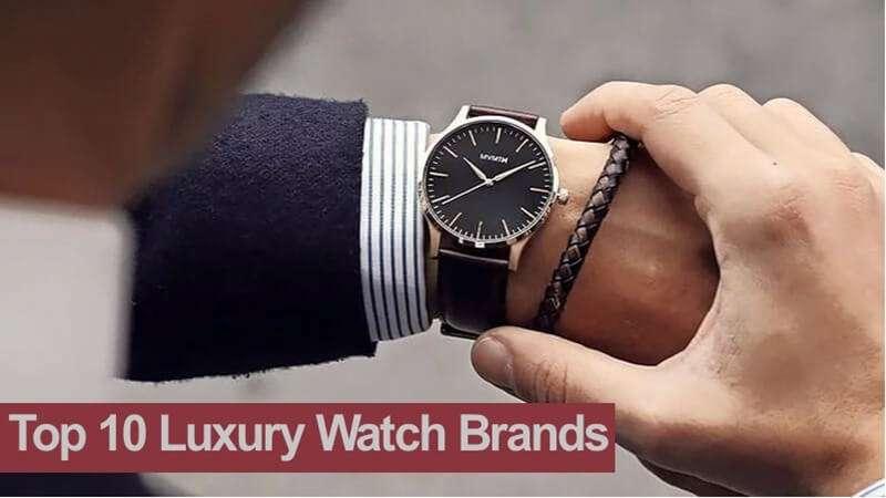 นาฬิกาหรูสำหรับผู้ชาย