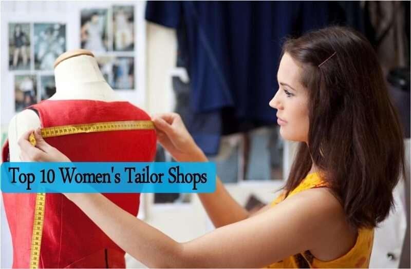บริการตัดเสื้อผ้าผู้หญิง