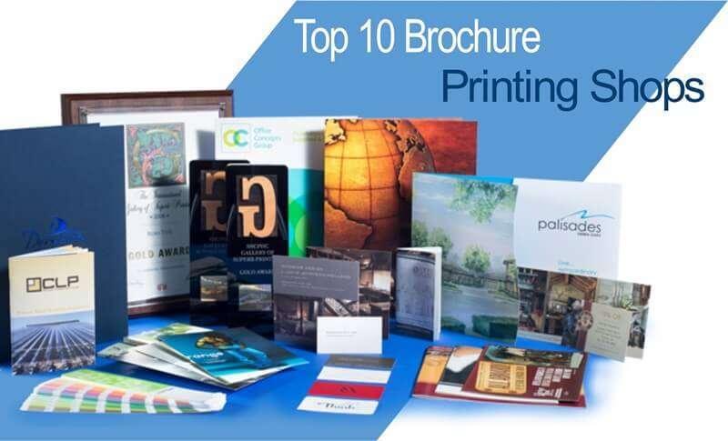 10 อันดับร้านพิมพ์โบรชัวร์ที่ราคาดีในกรุงเทพ
