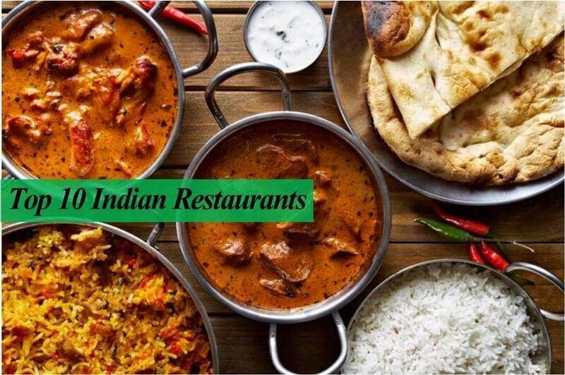 บริการอาหารอินเดีย