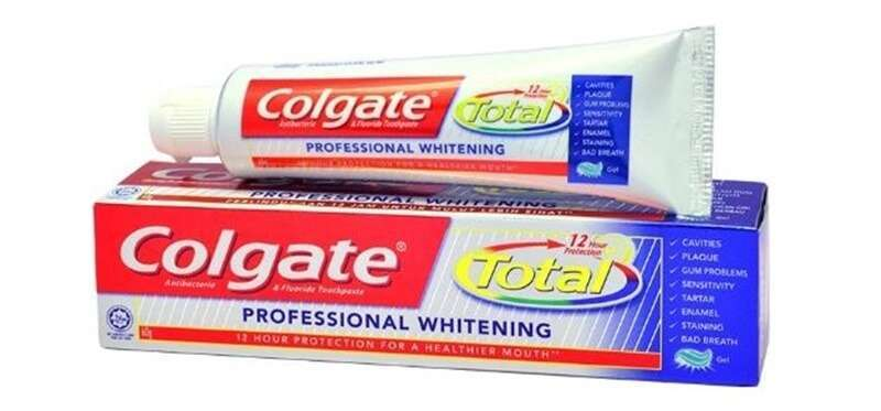 ยาสีฟันฟันขาว