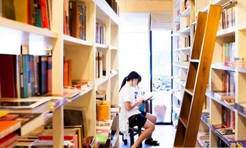 ร้านหนังสือที่ดีที่สุด
