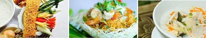 อาหารไทยดั้งเดิม