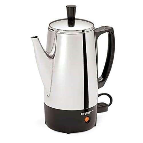 เครื่องชงกาแฟแบบเพอร์โคเลเตอร์