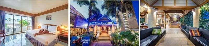 แนะนำโรงแรมภูเก็ต