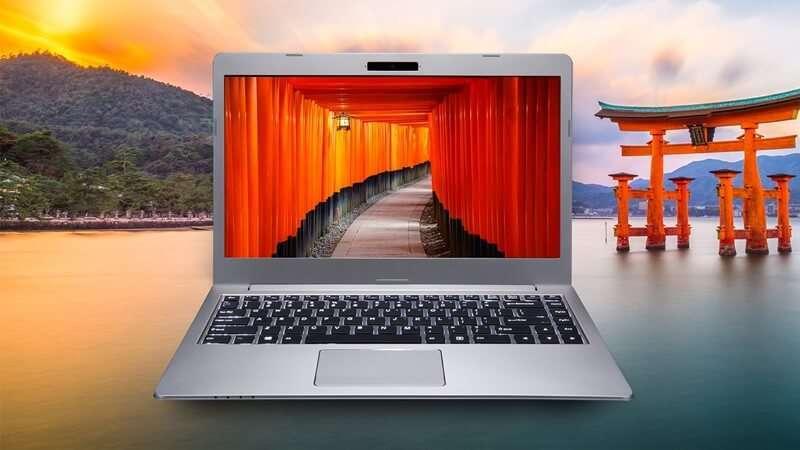 แล็ปท็อปแบบพกพาใช้ดี