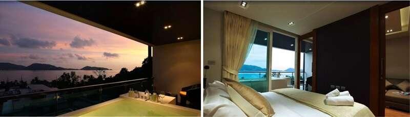 โรงแรมภูเก็ต มินิมอล