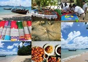 ท่องเที่ยวโดยชุมชนเกาะโหลน
