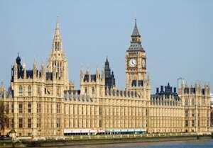 อาคารรัฐสภาแห่งลอนดอน