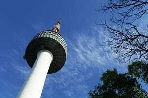 หอคอยเอ็นโซลทาวเวอร์ (N Seoul Tower)