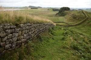 กำแพง Hadrian