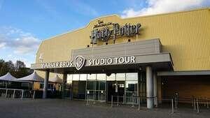 23 โรงถ่ายแฮร์รี่ พอตเตอร์