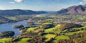 อุทยานแห่งชาติ Lake District