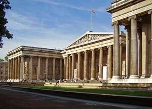 พิพิธภัณฑ์สถานแห่งชาติของอังกฤษ