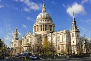 มหาวิหารเซนต์พอล (St.Paul's Cathedral)