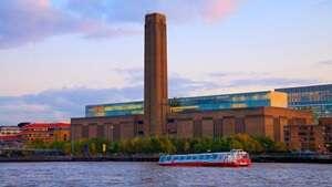 พิพิธภัณท์ศิลปะ Tate Modern