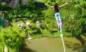 Jungle Bungy Jump