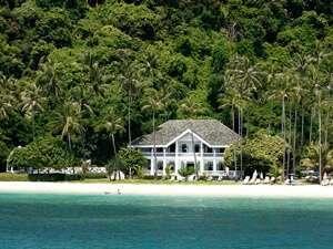 พักที่โรงแรมเคป พันวา (Cape Panwa Hotel)
