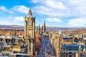 เอดินเบอระ (Edinburgh)