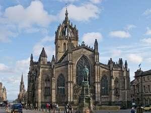 มหาวิหารเซนต์ไกล์ส์(St Giles' Cathedral)
