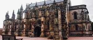 โบสถ์รอสลิน (Rosslyn Chapel and Literary Tours)